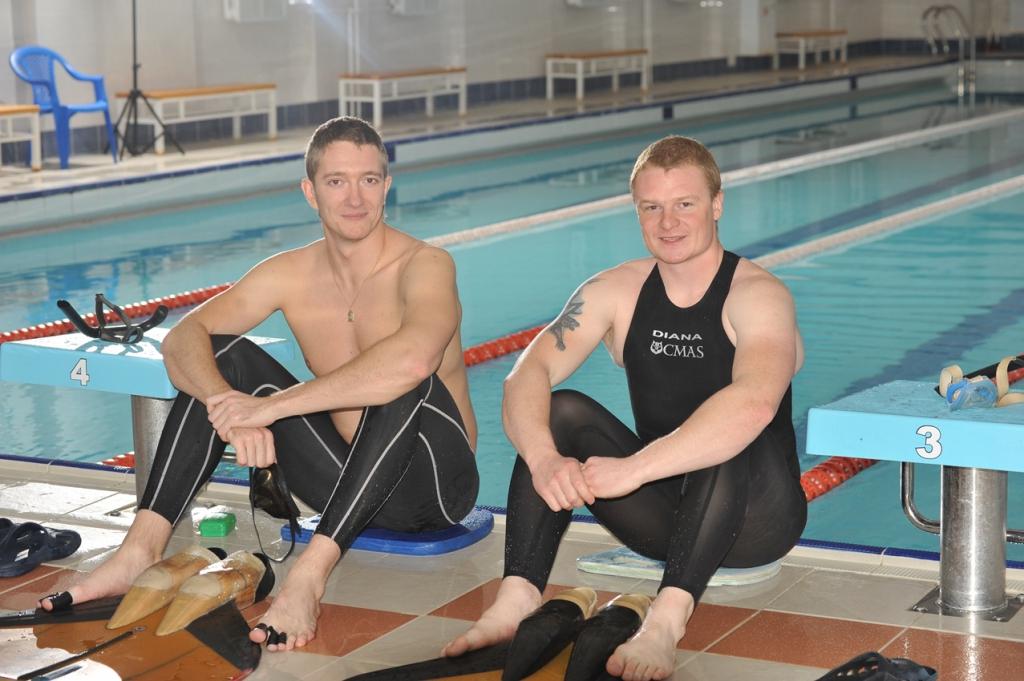 Итоги финала Кубка Мира по подводному спорту (плавание в ластах)