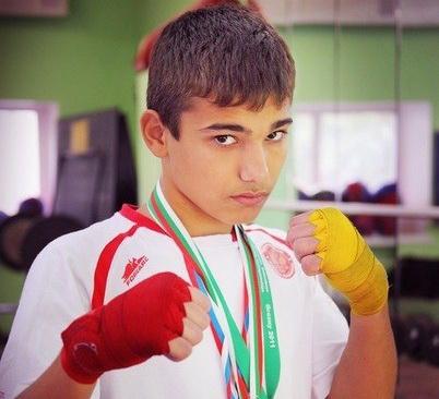 Иван Козловский бронзовый призер первенства Европы