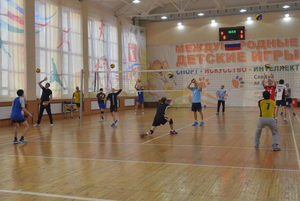 Новосибирские волейболисты стали чемпионами Кубка России по волейболу