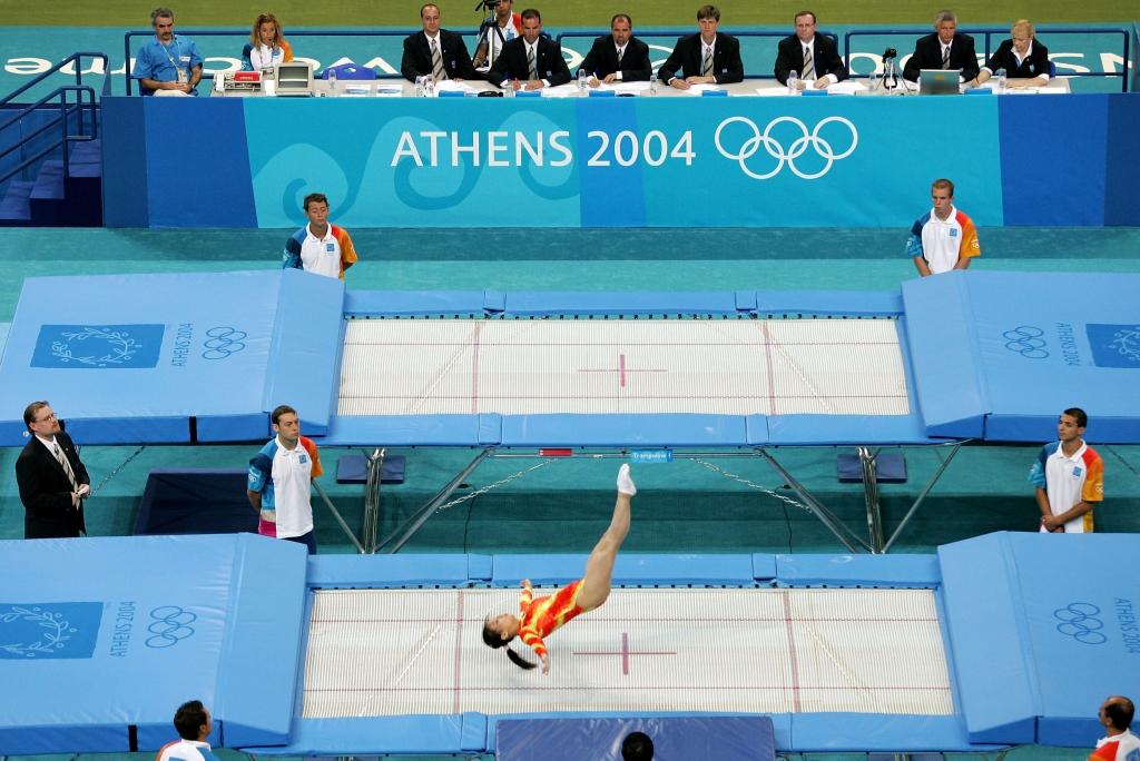 Новосибирские спортсменки выступили на чемпионате России по прыжкам на батуте