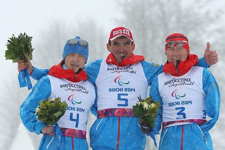 Паралимпиада-2014: сборная России побила свои исторические достижения по числу золотых медалей и побед