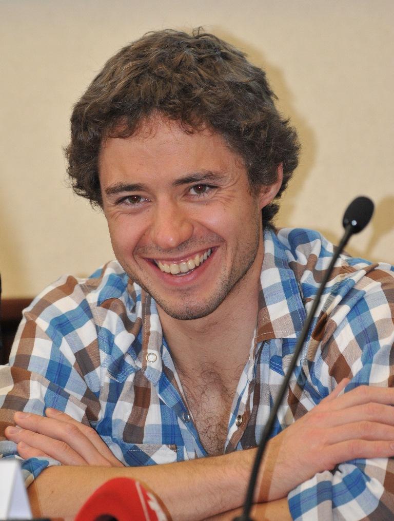 Встреча с Олимпийским призёром Ильёй Черноусовым