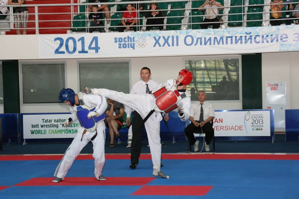 Давид Шубитидзе стал серебряным призером чемпионата РССС
