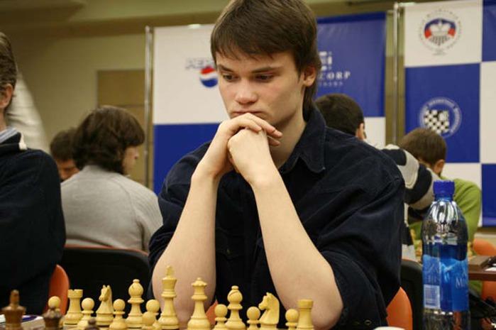 Павел Малетин – чемпион России по шахматам