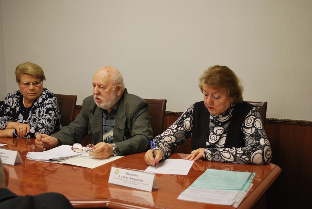 Наш Совет старейшин единственный в России!