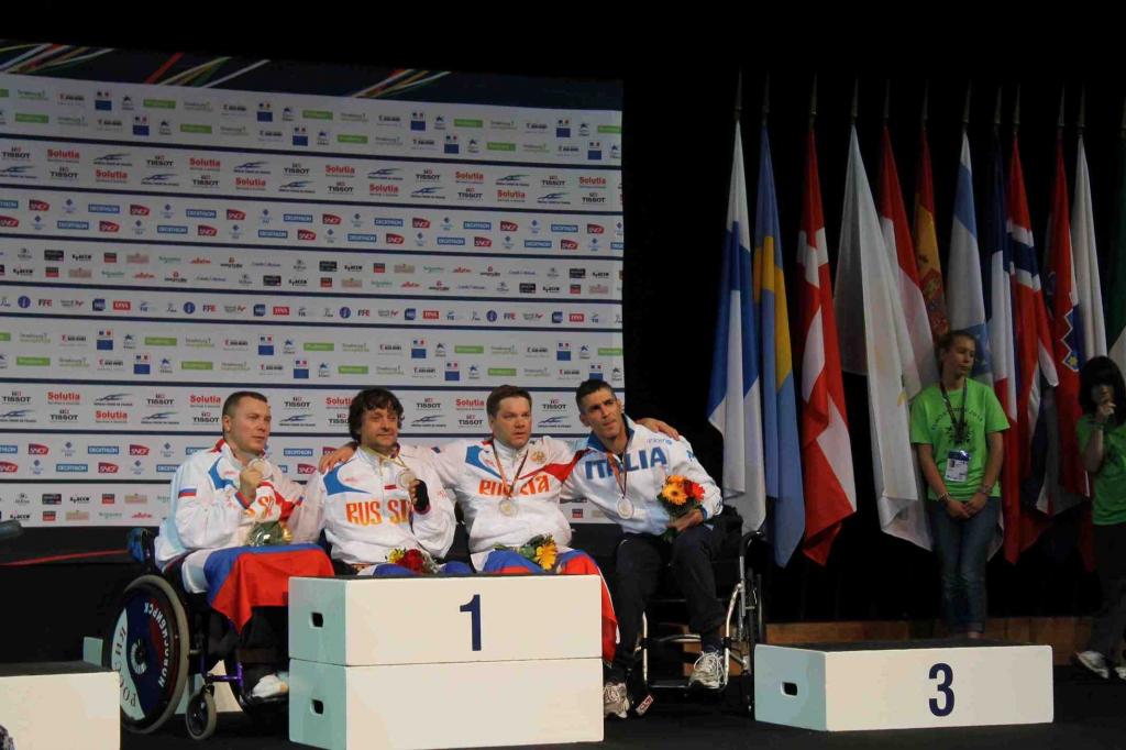 Александр Логутенко - призер Чемпионата Европы!