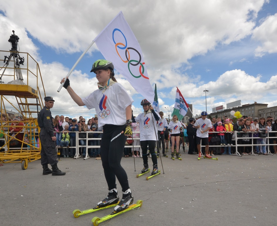 XXV Всероссийский Олимпийский день пройдет с размахом!