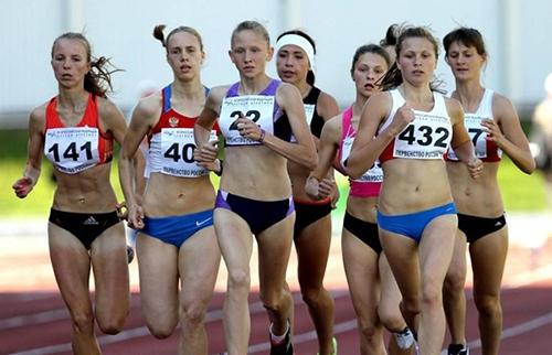 Золото и серебро завоевали спортсмены Центра на Кубке России по легкой атлетике