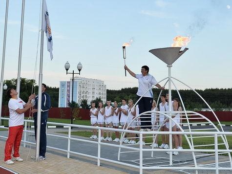 Бутенко Евгений победитель Всероссийских летних сельских спортивных игр