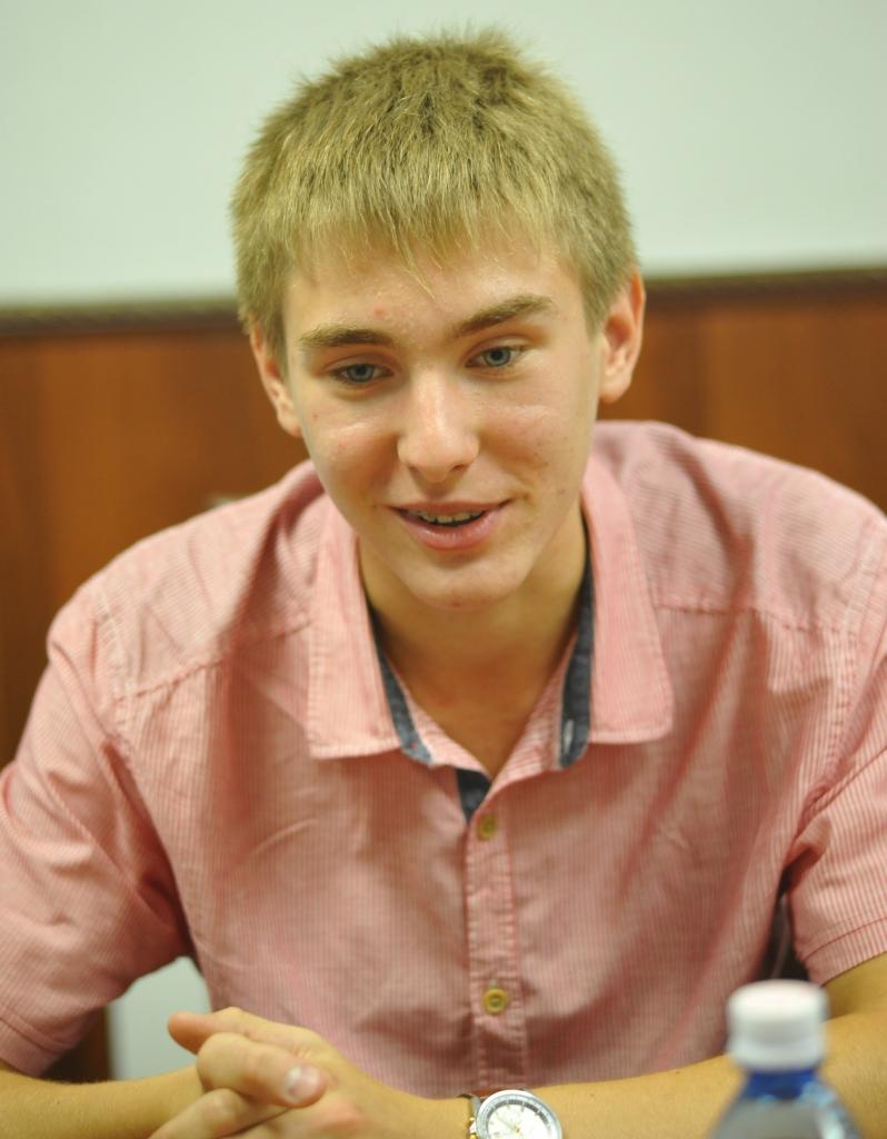 Двое новосибирцев представят Россию на II летних юношеских Олимпийских играх