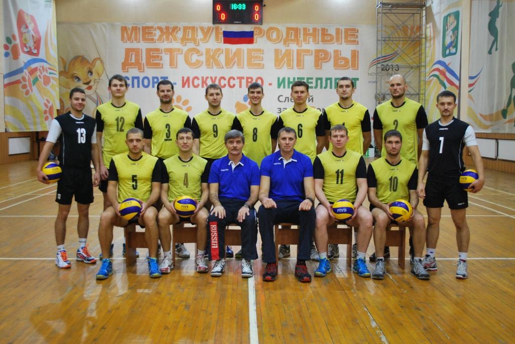 Серебро кубка России по волейболу (спорт глухих)