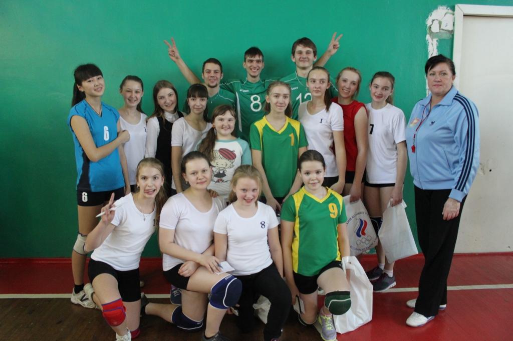 Юные спортсмены из Коченево стали участниками «Олимпийского урока»