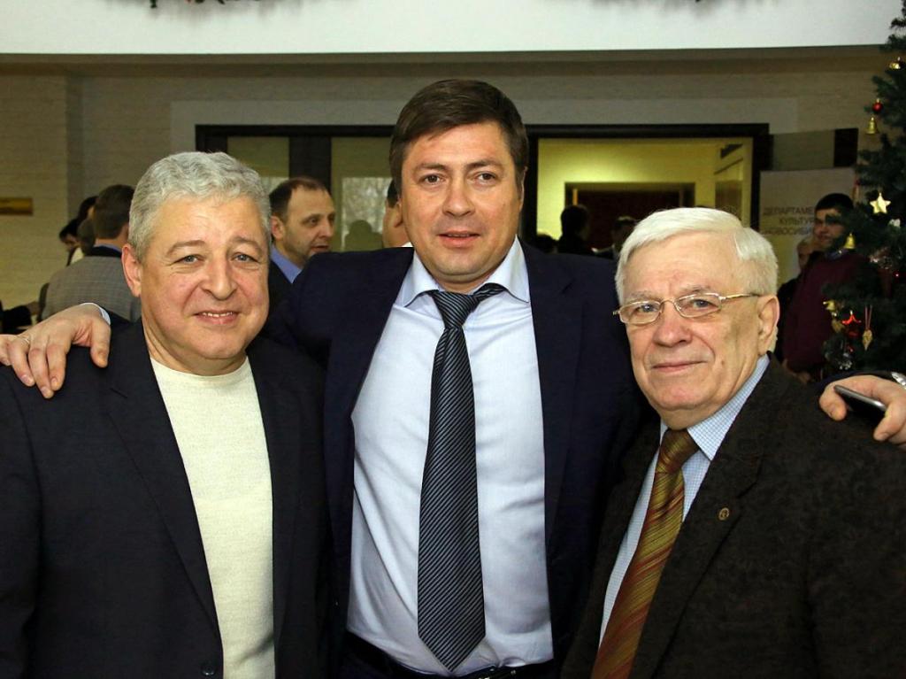 Подведены итоги областного конкурса «Спортивная элита – 2015»