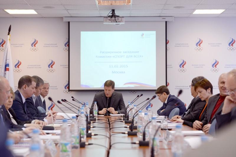 Владимир Васин: «Задача ОКР – донести до людей разных возрастов олимпийские идеалы и ценности»
