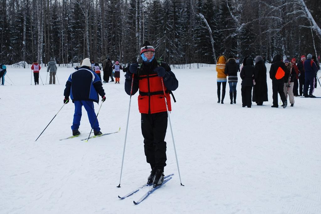 Традиционный лыжный переход стартует в Новосибирске