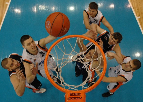 Баскетбольный клуб «Новосибирск» вышел в «Финал четырех» Кубка России