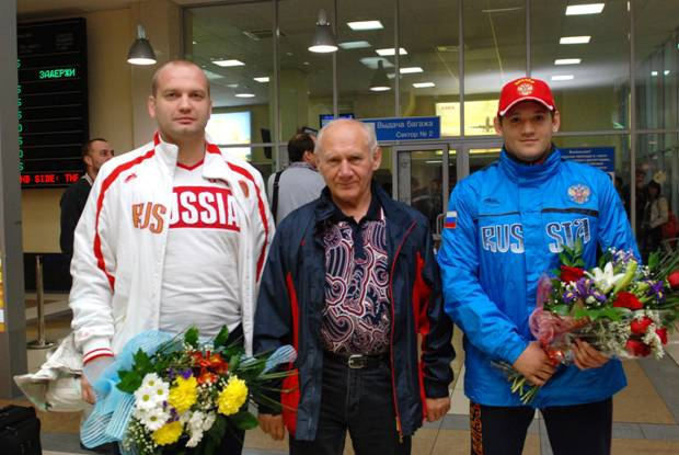 Возвращение Даниила Иванова в большой спорт началось с победы!