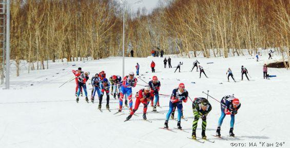 Илья Черноусов стал победителем Авачинского марафона