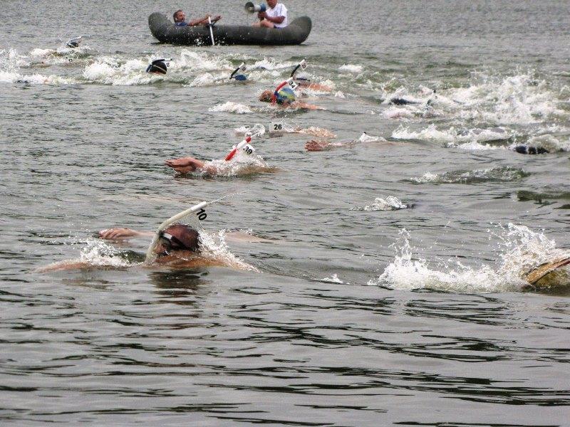 Итоги чемпионата России по плаванию в ластах
