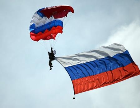 Праздник, посвященный 85-й годовщине со дня образования Воздушно-десантных войск