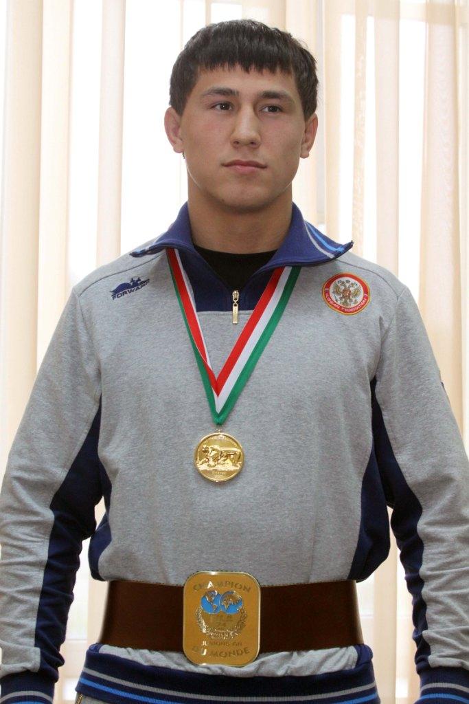 Роман Власов - чемпион мира!