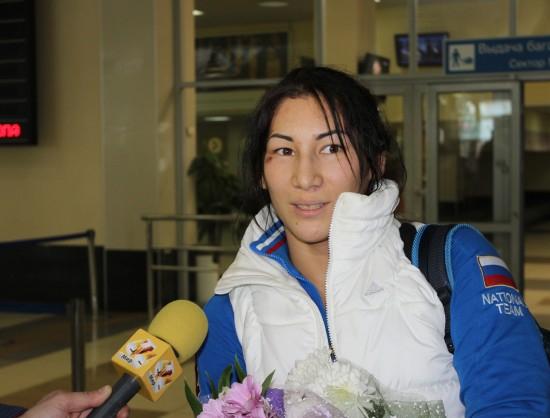 Самбо: Бронзовые медали первенства России
