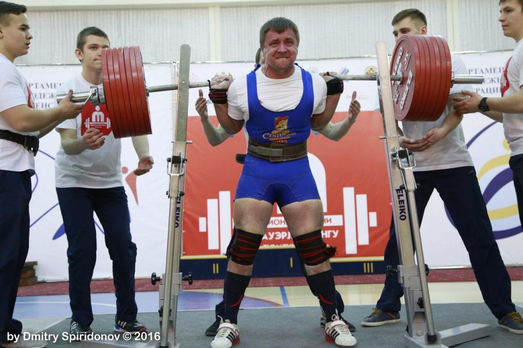 Пауэрлифтинг: Кубок России как этап подготовки к чемпионату Европы