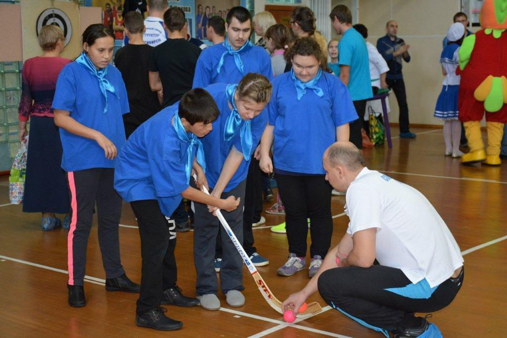 Фестиваль «Живи со спортом – поверь в себя!» стартовал в Новосибирске