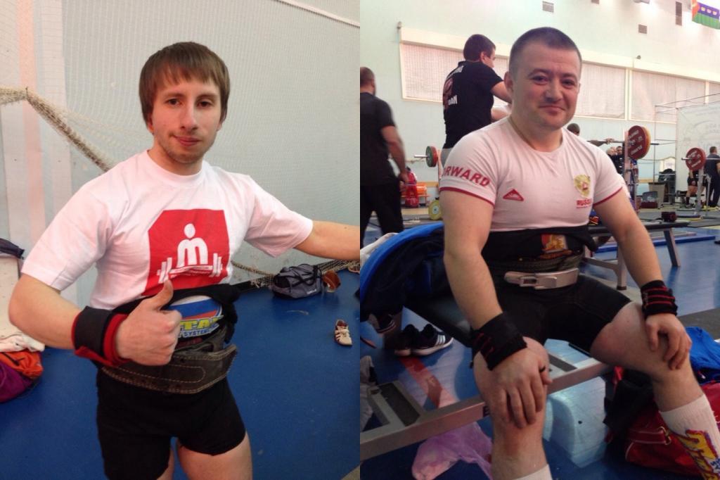В первый день чемпионата России по пауэрлифтингу двое новосибирцев стали призерами