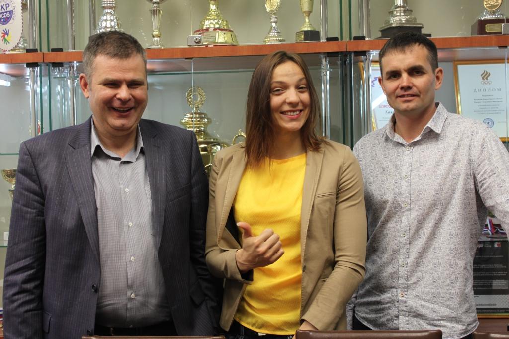 Наталья Ловцова - «Я не хочу быть просто участницей Олимпиады»!