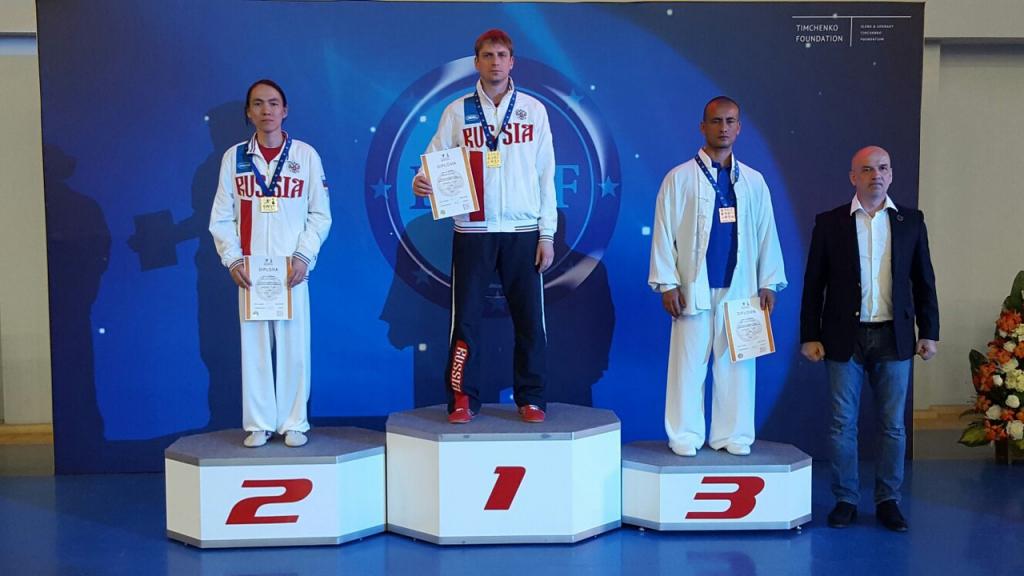 Сергей Суховей и Иван Молчанов – чемпионы Европы по ушу!