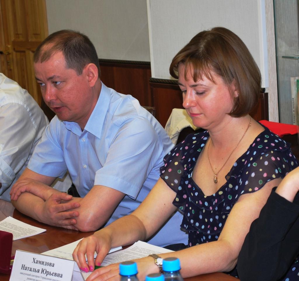 Подготовку к всероссийскому олимпийскому дню обсудили на рабочей группе с участием представителей Олимпийского комитета России