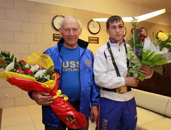 Три золотых медали российских греко-римлян в Испании