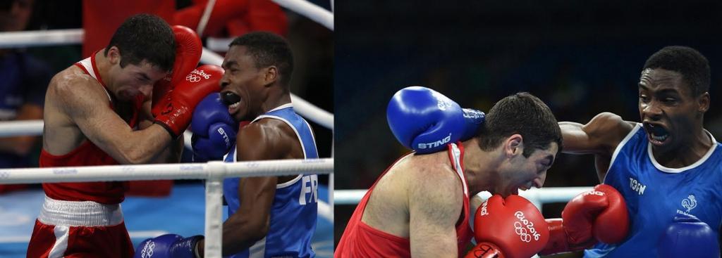 Миша Алоян вышел в четвертьфинал Игр XXXI Олимпиады