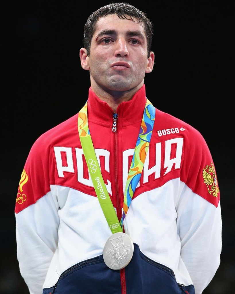 Серебряная точка спортивной сборной России на Олимпиаде в Рио