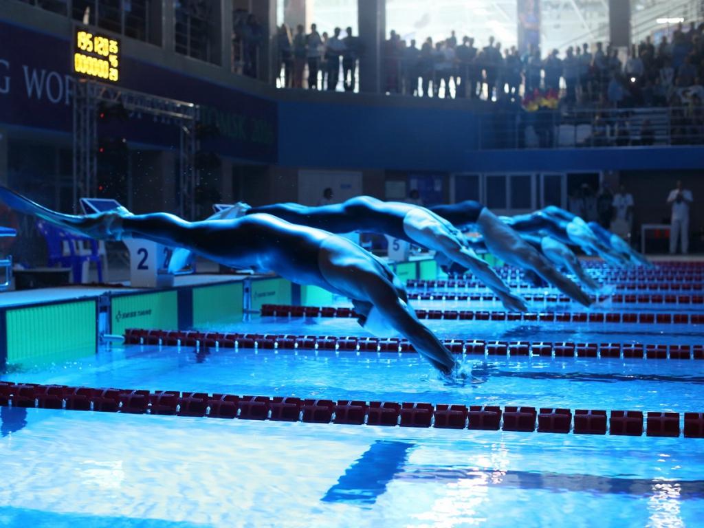 С медалями финала кубка мира по подводному спорту вернулись пловцы НЦВСМ