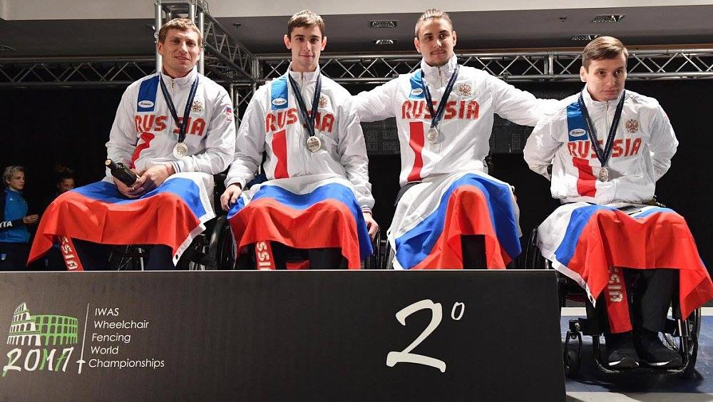 Новосибирские парафехтовальщики стали чемпионами мира
