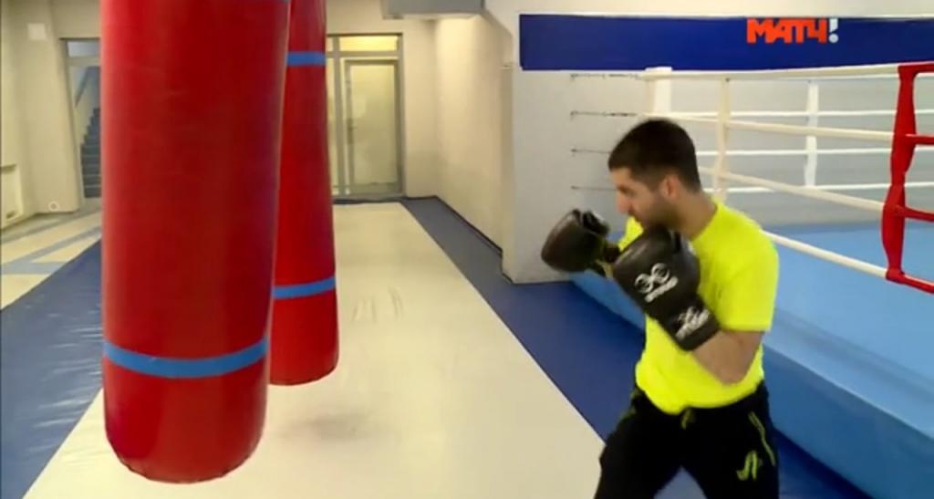 Спортивный заговор: Миша Алоян стал героем программы на «Матч.тв»