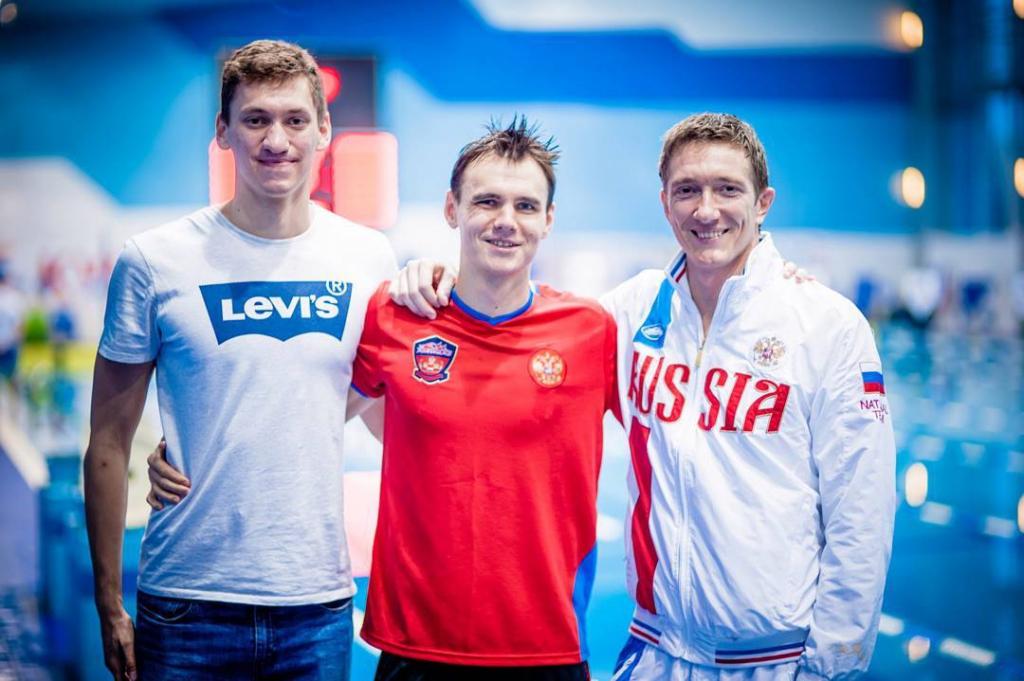Новосибирские пловцы привезли с Кубка России семь медалей