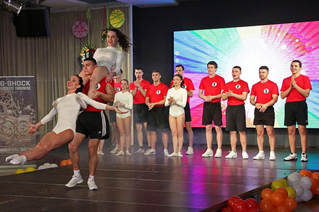 Титул «Мистер Спорт – 2017» завоевал будущий разведчик