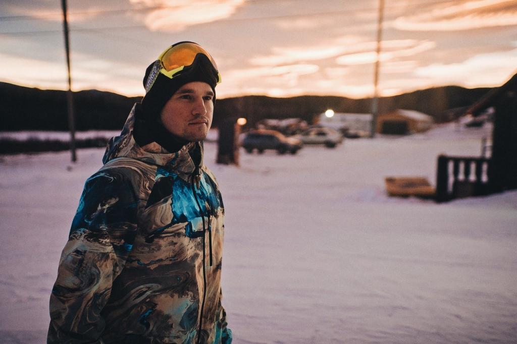 Новосибирский сноубордист завоевал медали на чемпионате России