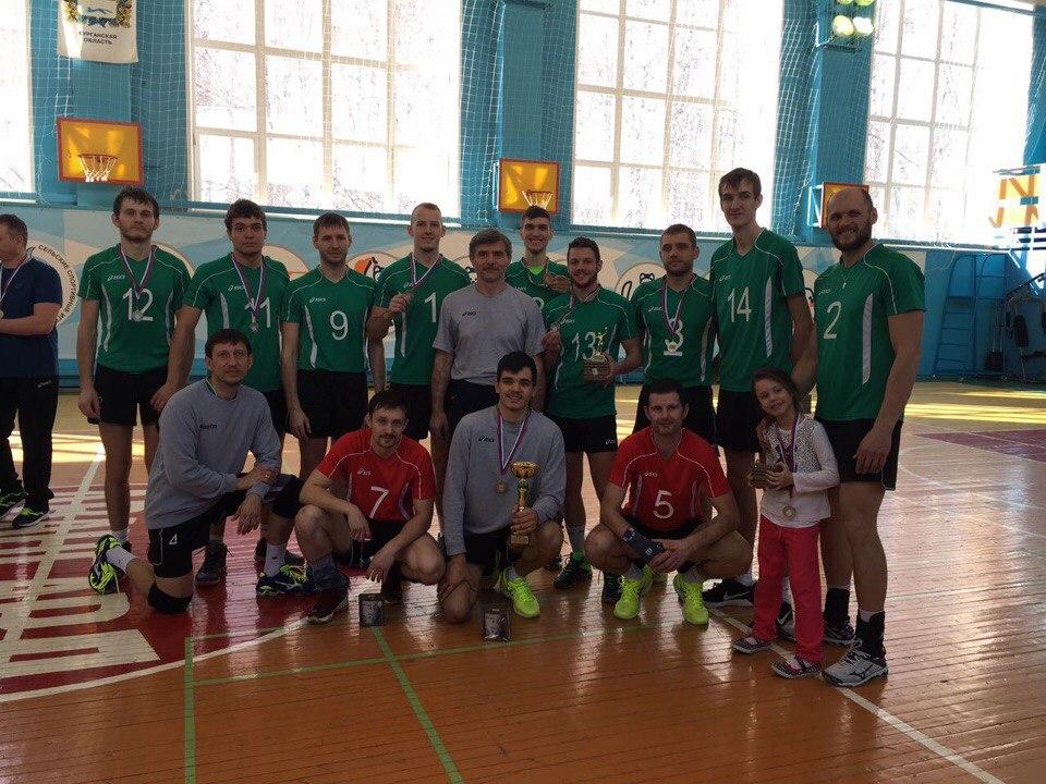 Волейболисты НЦВСМ стали вторыми на турнире в Бердске