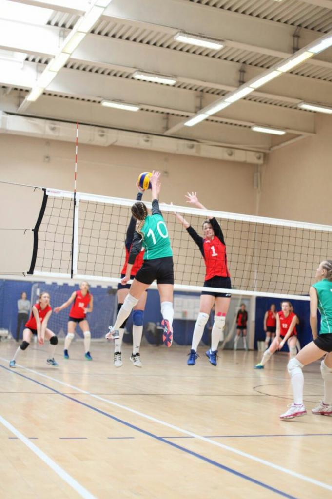 Новосибирские волейболистки стали чемпионками России