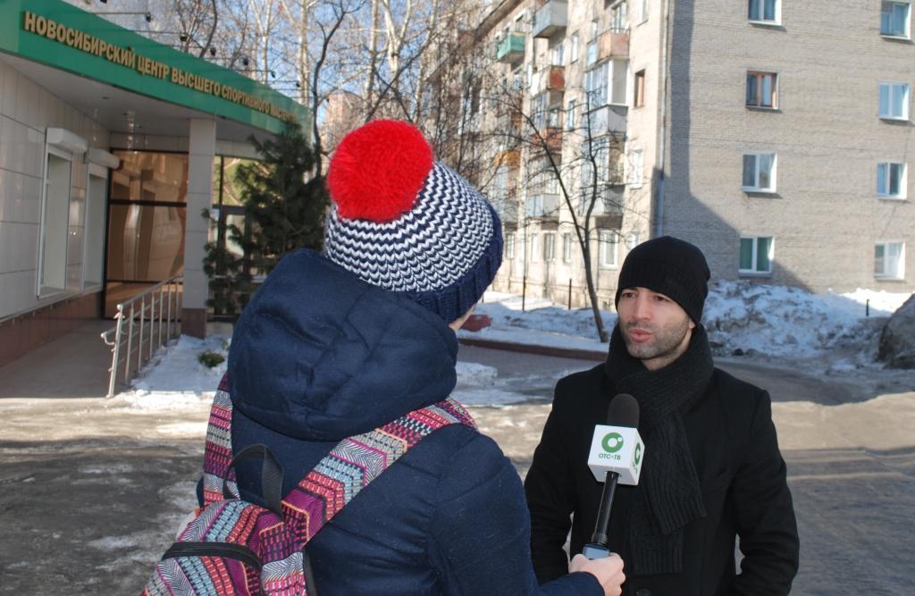 Михаил Алоян проведёт первый профессиональный бой