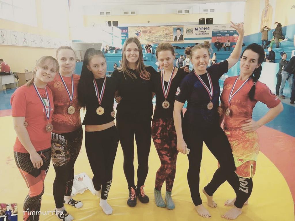 """Римма Тропина: """"Этот чемпионат России был для меня самым эмоциональным"""""""