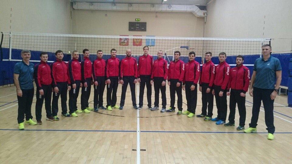 Новосибирские волейболисты подтвердили титул чемпионов России