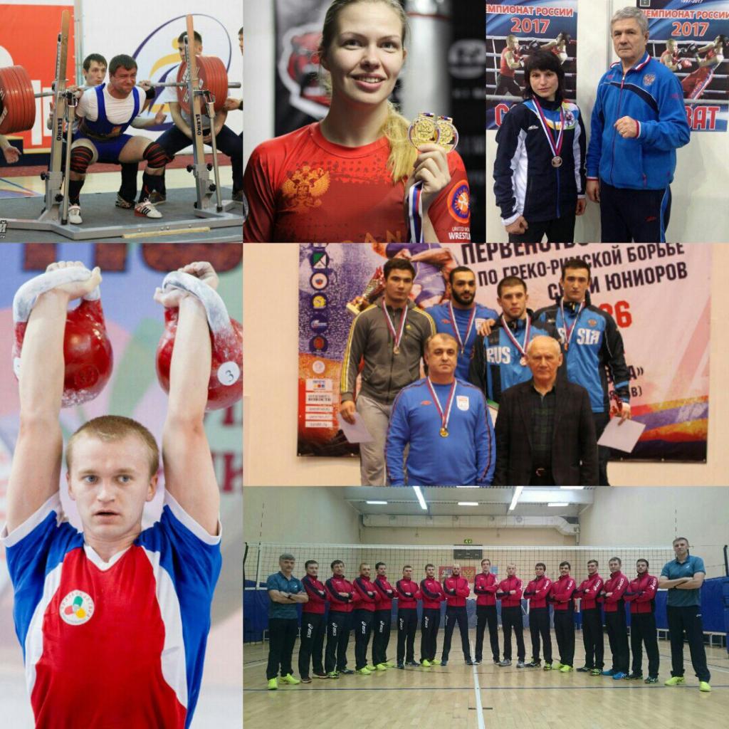 В НЦВСМ пройдёт пресс-конференция с медалистами чемпионатов России