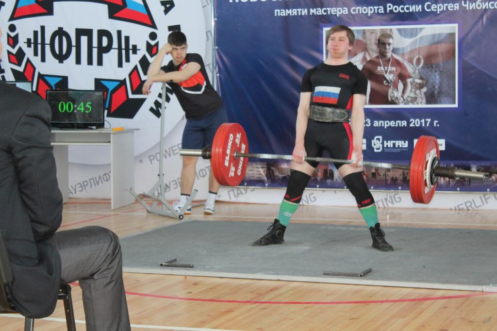«Железный спорт»: в Новосибирской области установлены новые рекорды