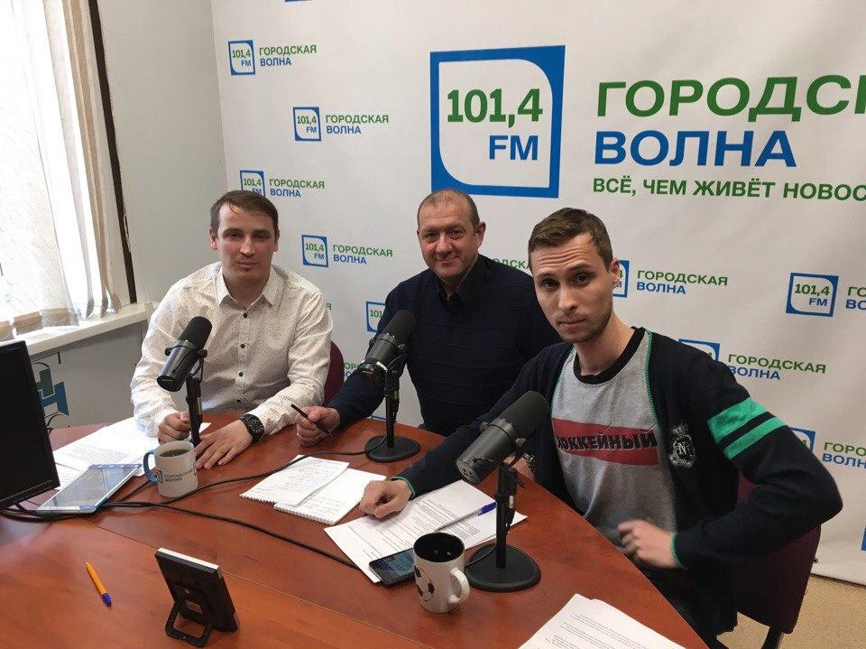 Тренер по фехтованию Сергей Тазеев стал героем дебютной программы «Вечерний разговор о спорте»
