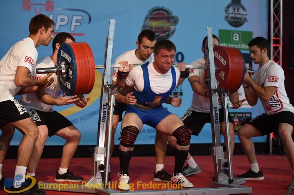 Алексей Сорокин признан одним из сильнейших людей Европы